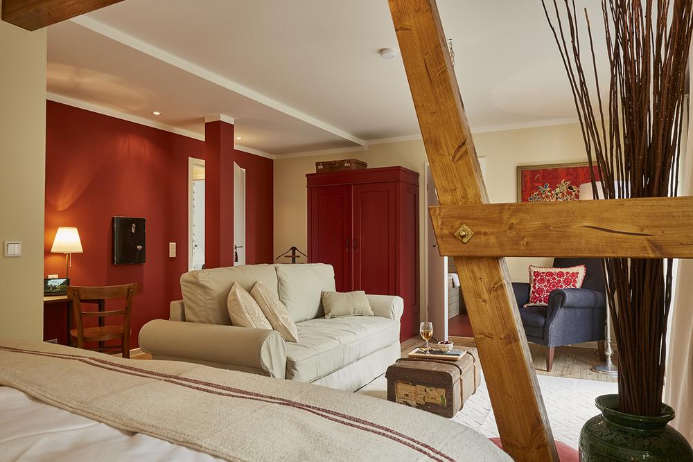 Gästezimmer modern luxus  mein.lychen