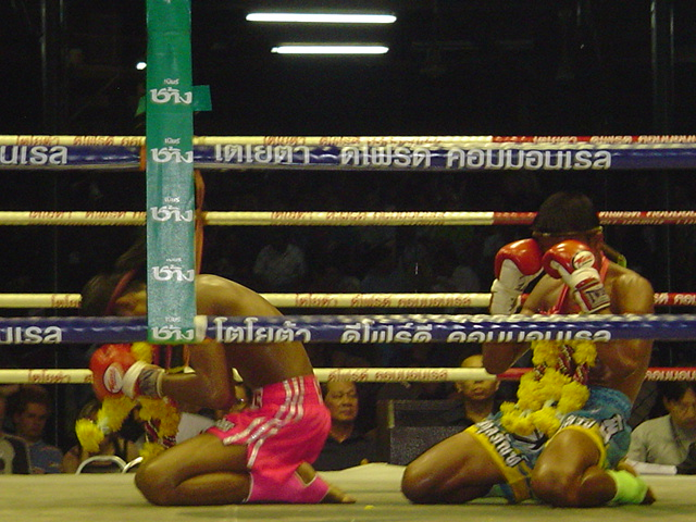 Muay Thai Ram Muay Ceremony.jpg