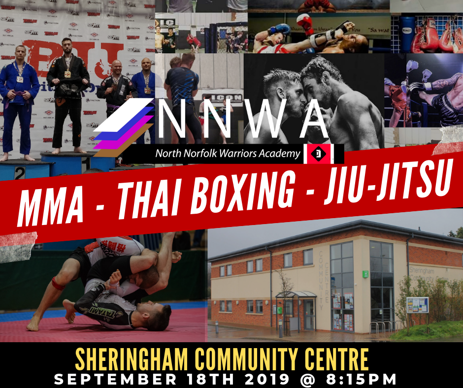 Norfolk Thai Boxing, MMA & BJJ News, Events & Advice — Iceni