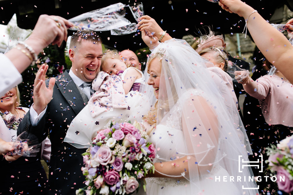 Matt Herrington Wedding Photographer Lancashire North West Natural