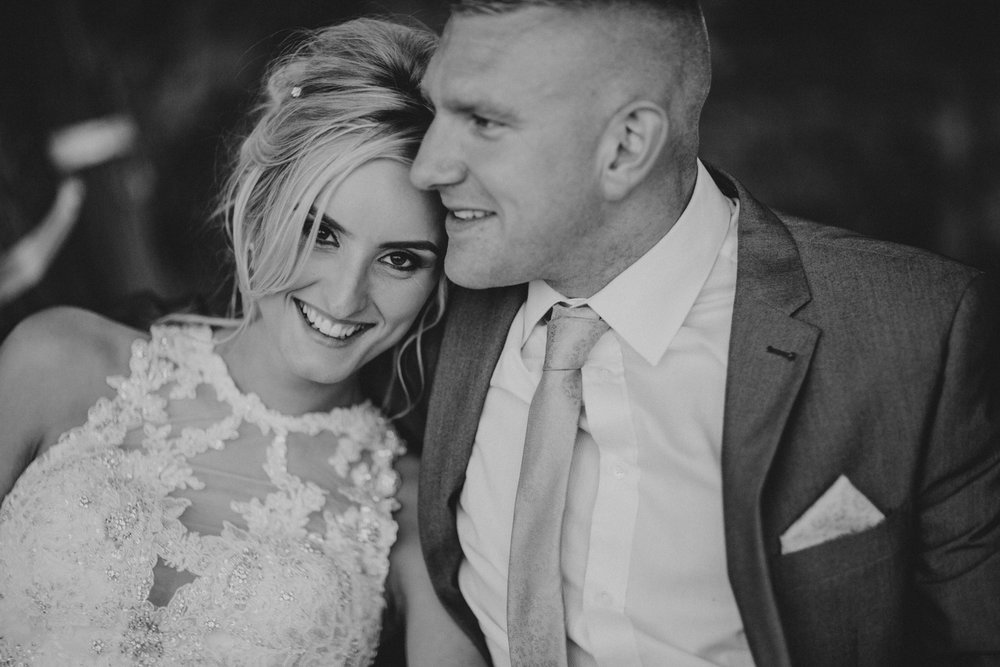 Bride and Groom portraits Matt Herrington wedding photography North West Lancashire Photographer