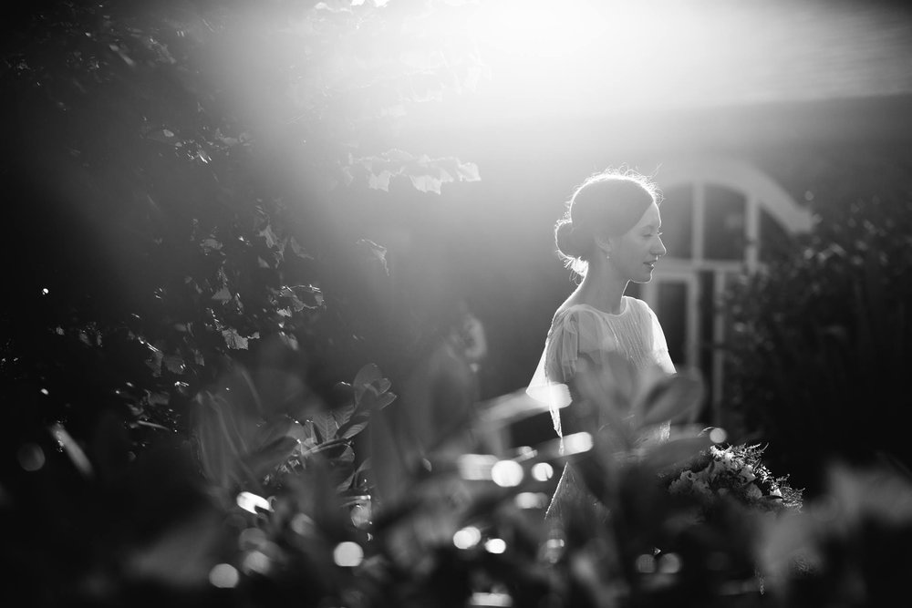 Golden hour golden light wedding photography Matt Herrington North West Wedding Photographer