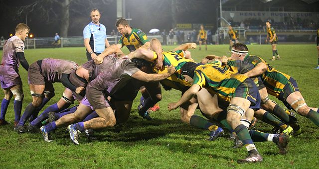 The Hawks come from behind to beat Clifton, check our website for the full match report #rugby #henley #henleyhawks #sports