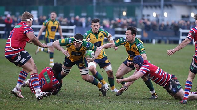 Check out this weeks highlights from the Hawks VS Tonbridge, link in description • • • • #rugby #henleyhawks #henley #englandrugby #nationalsouth2 #tonbridge #youtube #highlights