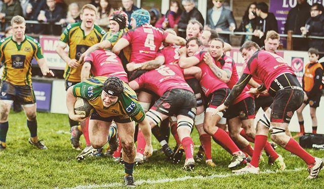 """""""Err what do I do now I've got this far"""" • • • #rugby #henleyhawks #henley #englandrugby #redruthrugby"""