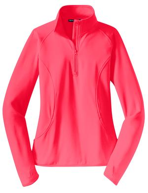 Ladies 1/2 Zip Pullover