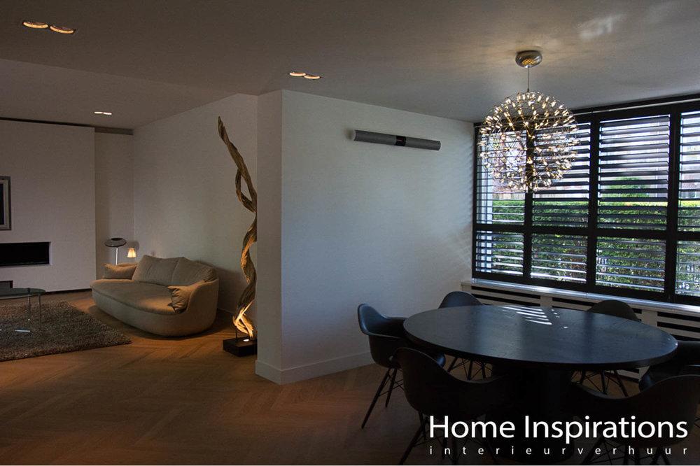 Eethoek en woonkamer design inrichting