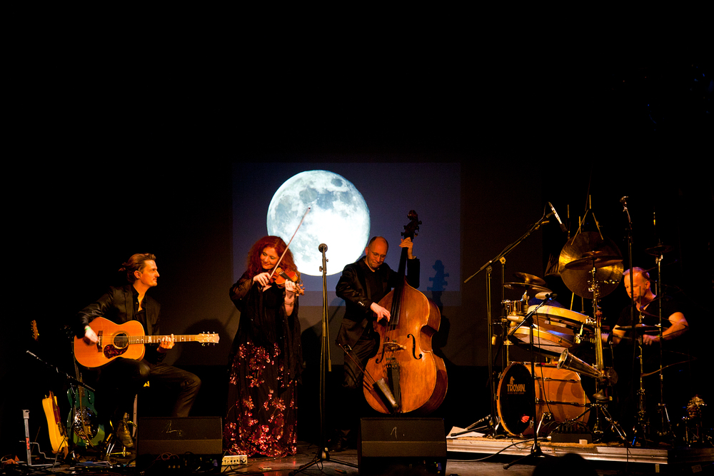 "Martina Eisenreich Quartett, live at ""Night Of The Movie Scores"" 