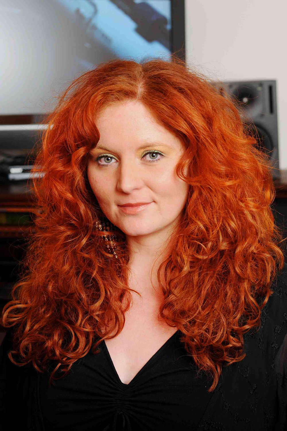 Martina Eisenreich (Portrait), Fotograpy by  Yakup Zeyrek  [3,3 MB]
