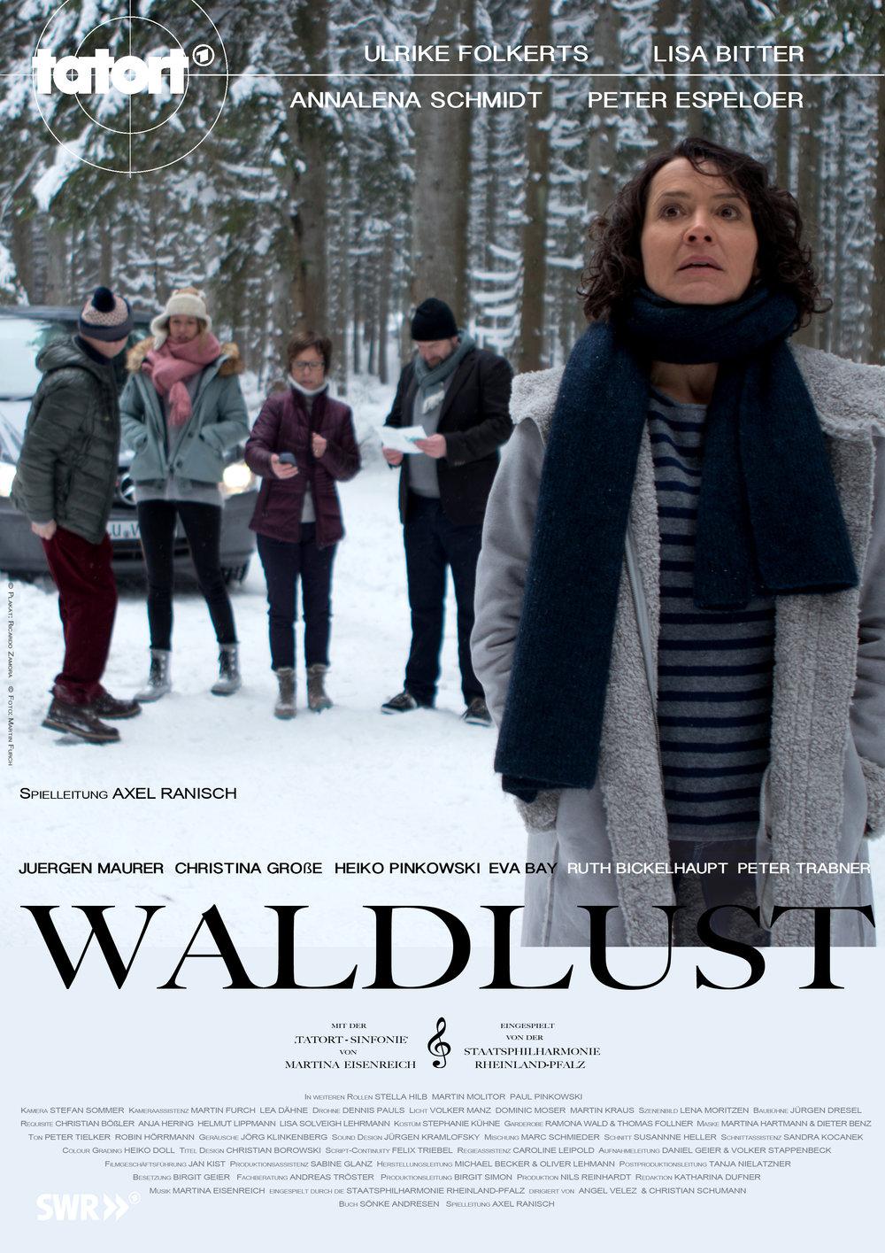 """Tatort """"Waldlust"""" (TV)"""