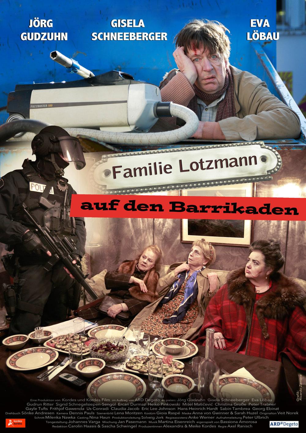 Familie Lotzmann auf den Barrikaden (TV)