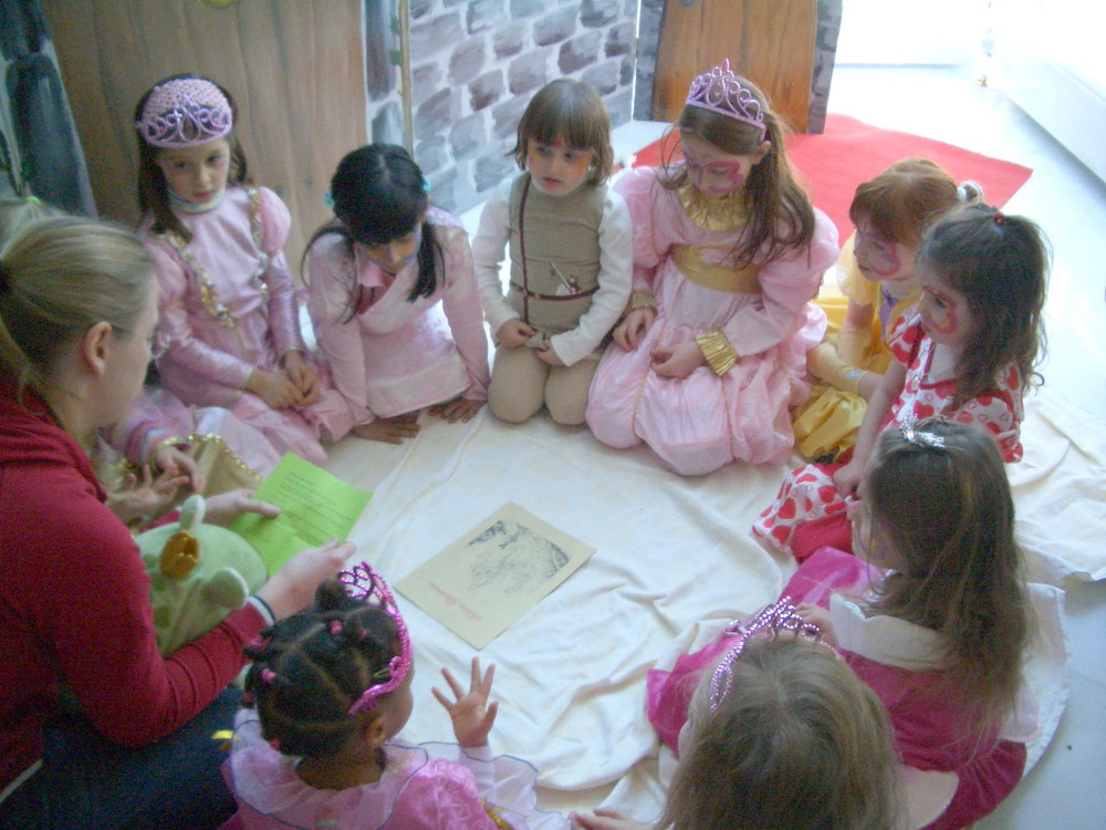 Kindergeburtstag_Kinder_Feier_Zuhause_Event_Betreuung_Kinder_Schminken_Spa�_Spiele_M�nchen_Prinzessin