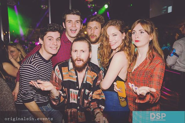 This squad on point. See you all Monday #pitcherforapicture #club #nightlife #exeter #monday #DSP #dirty #sexy #people #unit1