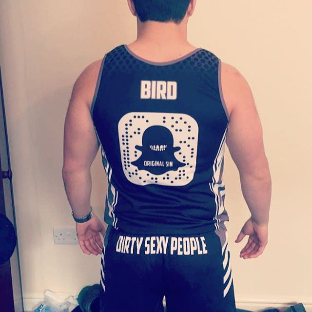 Excited to see how our Dirty Sexy People Touch Duckes and Exmoth beach rugby team do! ...those shorts though! #exeter #university #exeteruniversity #touchdukes #rugby #originalsin #dsp