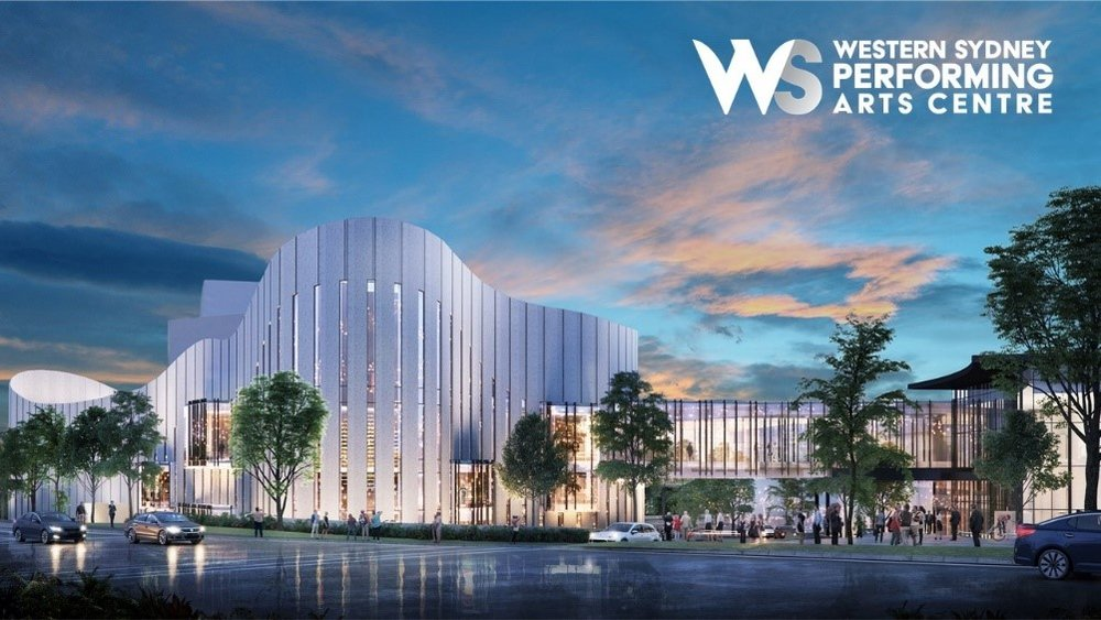 Western Sydney performing arts centre