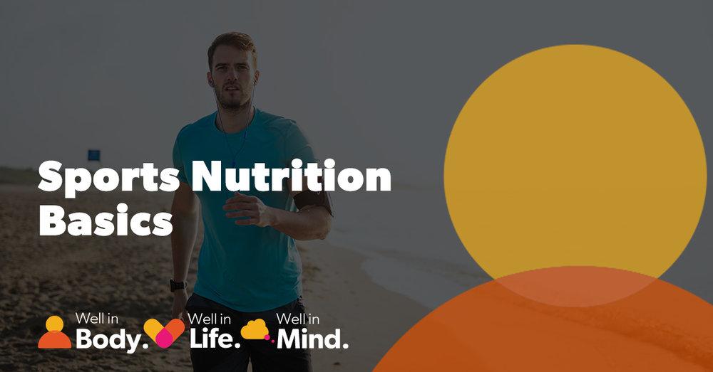 MAILCHIMP TEMPLATE. Sports Nutrition Basics.jpg
