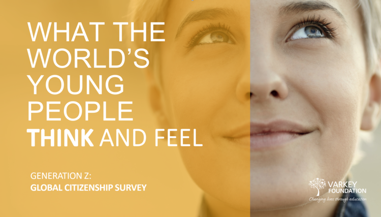 Generation Z: Global Citizenship Survey