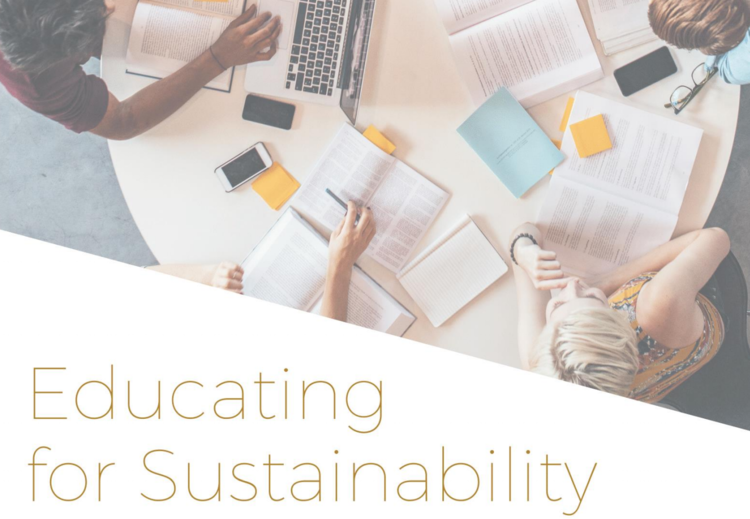 Universities - 2017 ISCN Report: Educating for Sustainability