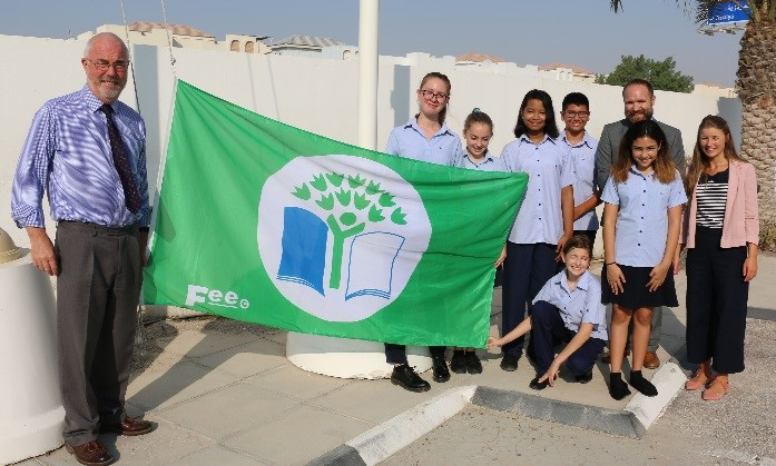 Doha College is officially a green Eco-School