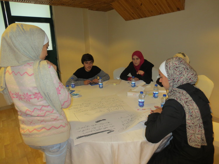 Young Climate Leaders in Jordan