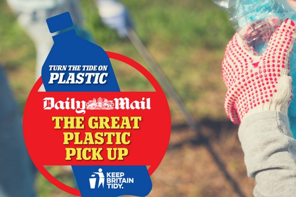 Eco-Schools Students in England Take Part in the Great Plastic Pick Up