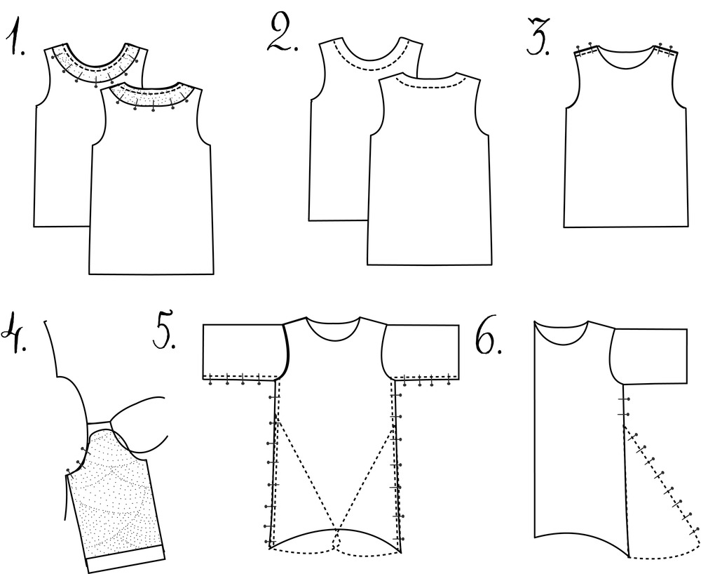 How To Sew A Crop Top Pattern Tutorial Coffee And Blankets
