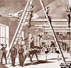 American Turner Gymnasium 1860