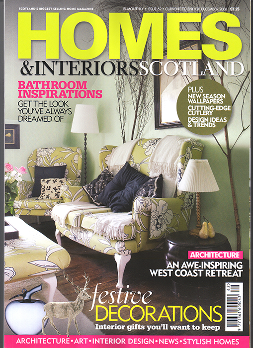 Home U0026 Interiors Scotland   Cover