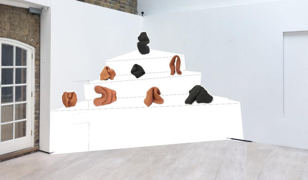 Corner-altar triangular with ceramic pieces.jpg