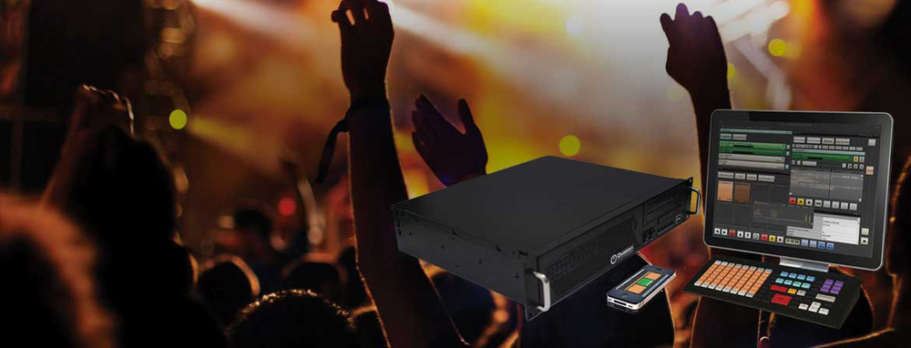 OVATION - The Ovation Media Server and Sequencer from Merging Technologies has been creating a sensation in the live events and interactive AV industries.