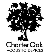 Charteroak acustic devices logo