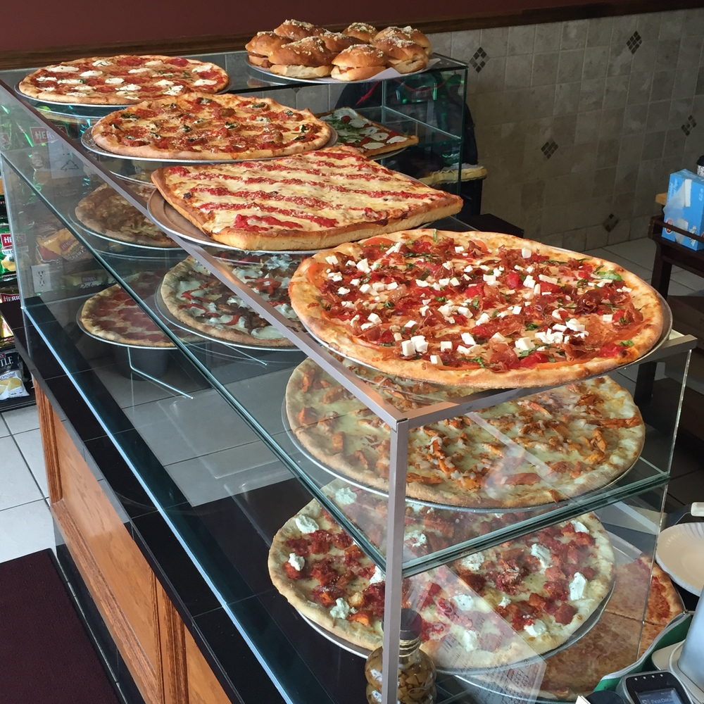 Always a new slice to try at Joe's