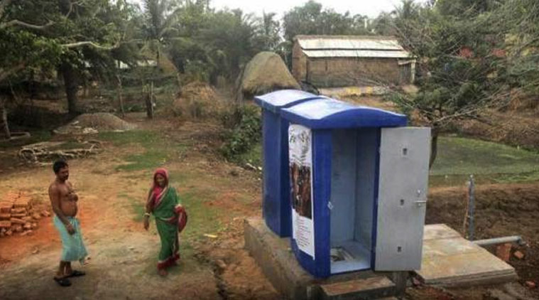 It is said India is among the 16 countries that have reduced open defecation rates by at least 25 percentage points.