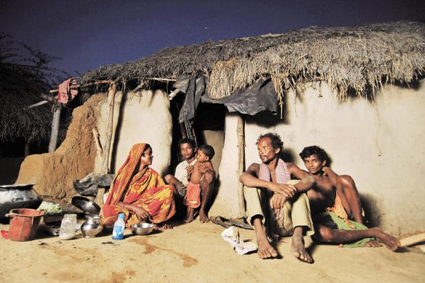 At the current pace of poverty reduction, the world will still have more than 650 million people suffering from hunger in 2030, the report said. Photo: Indranil Bhoumik/Mint