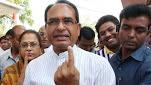 Shivraj Singh Chauhan, the Madhya Pradesh chief minister