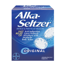 Alka-Seltzer tabs are the perfect solution for release rituals to avoid the use of open flames and create a gentle and easy release.