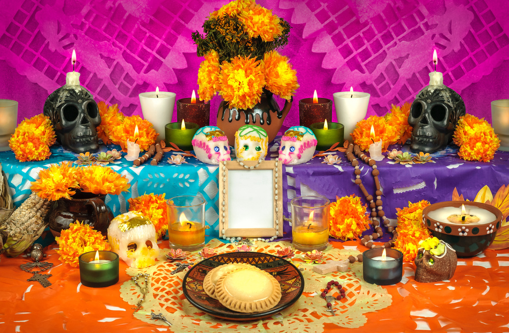 Day of the Dead (Ancestor) Altar