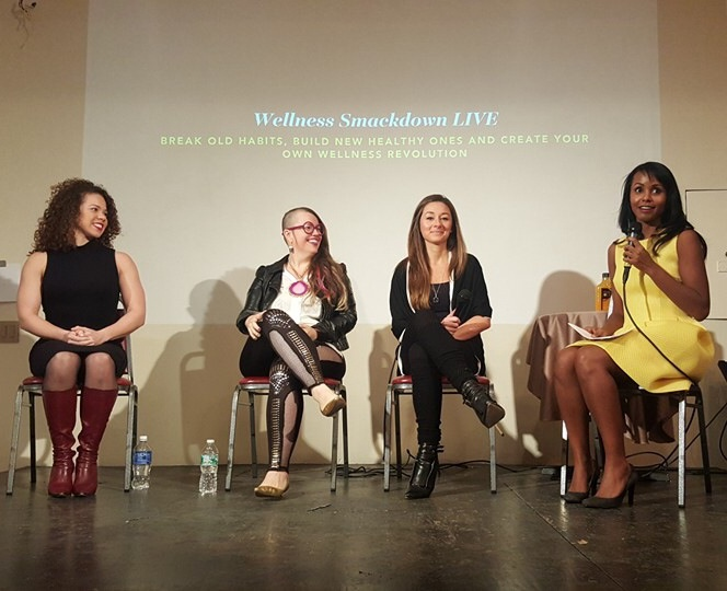 #WellnessSmackdown Emotional Awareness Panel