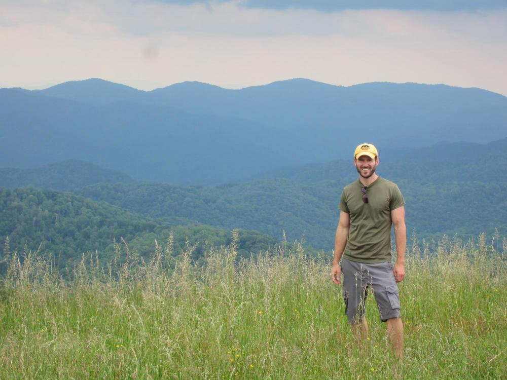 Max Patch, North Carolina (Appalachian Trail)