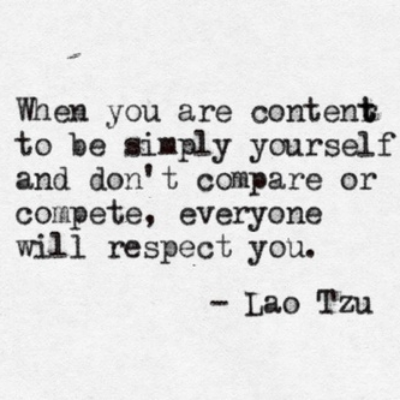 ~Tao Te Ching, verse 8