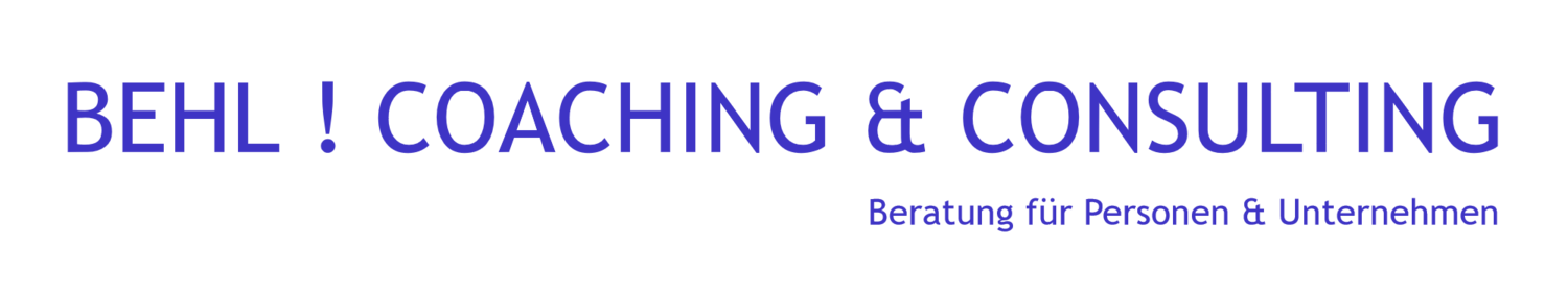 BEHL ! COACHING & CONSULTING