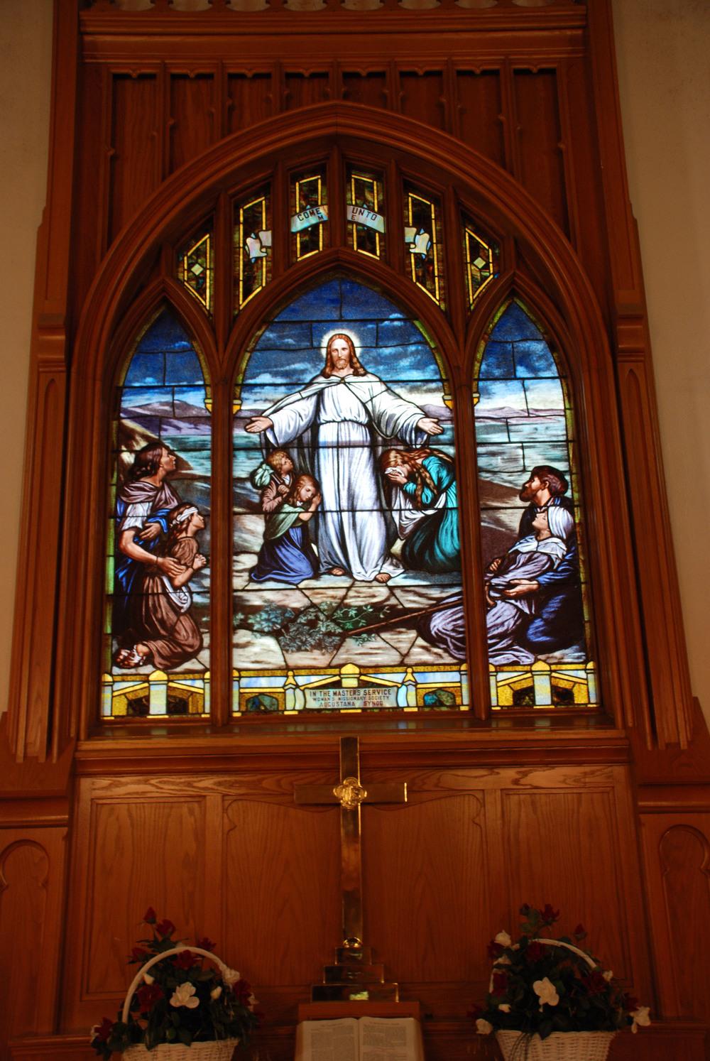 Mosaic Chapel - Axtel, NE
