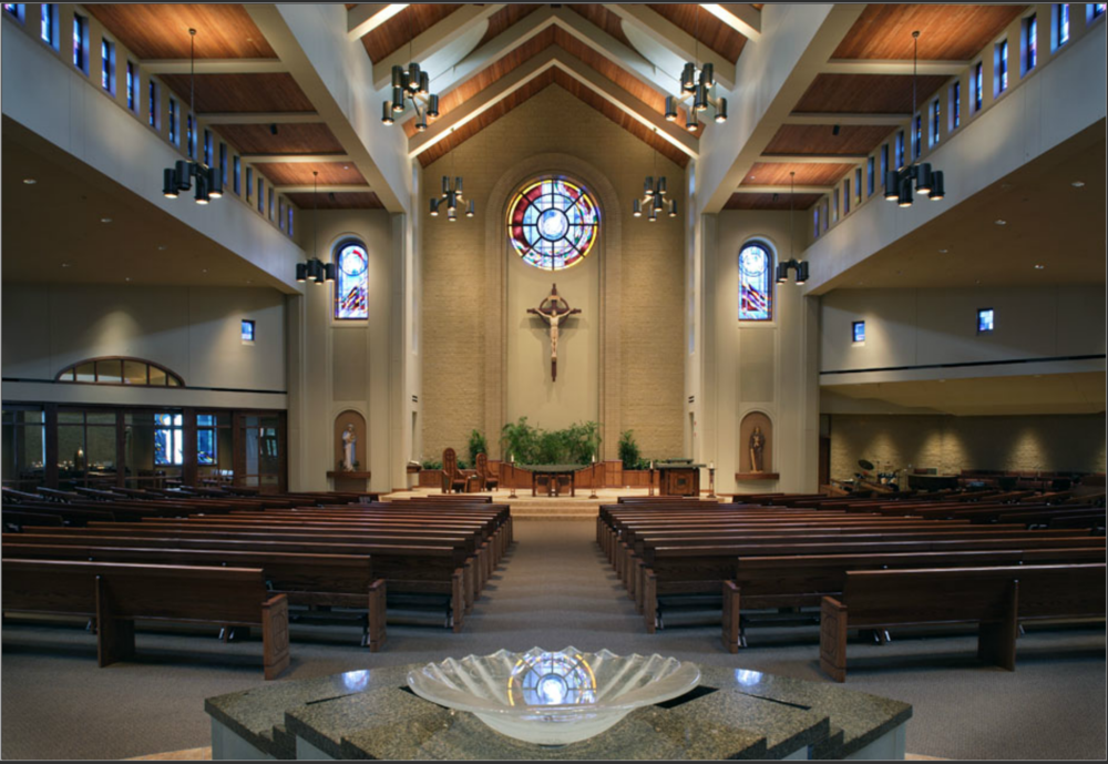 St James Catholic Church - Omaha, NE