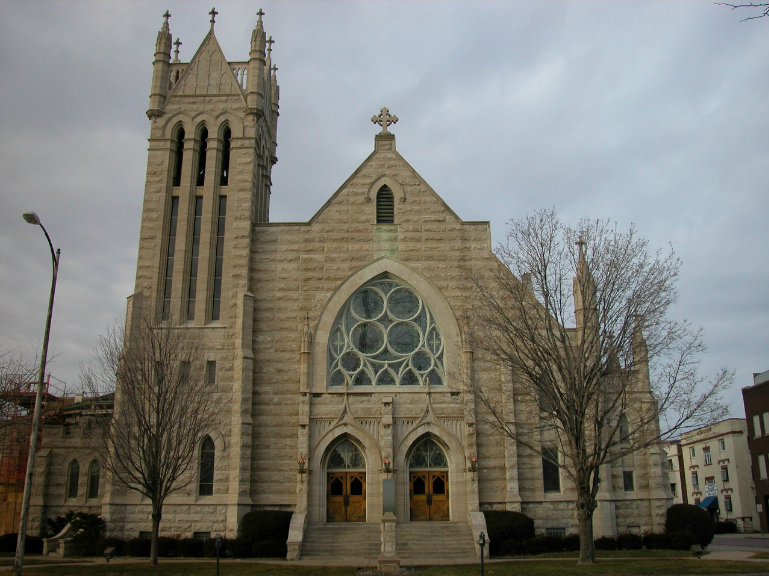 Kountze Memorial Church - Omaha, NE