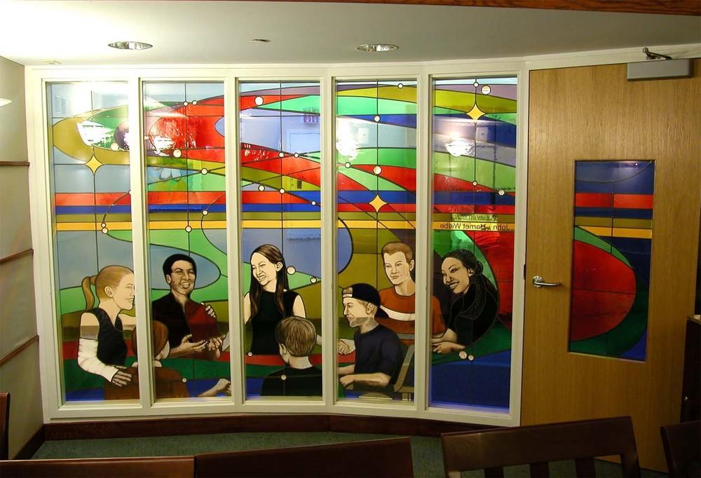 children s hospital omaha ne lambrecht glass stained glass