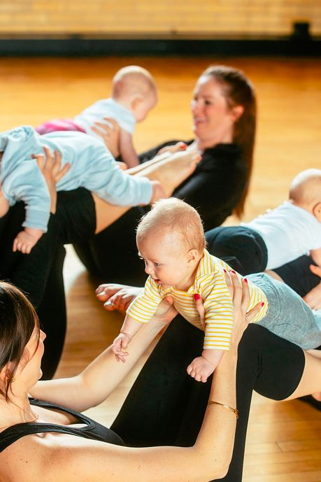 Baby & Mom Yoga 1.JPG