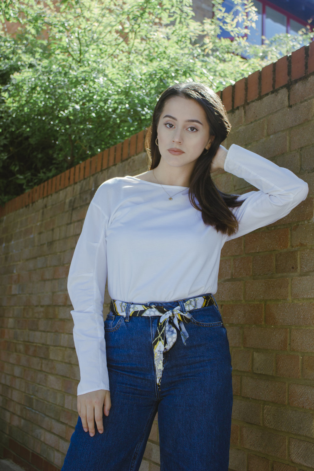 Top - Limited Edition, M&S Jeans - River Island