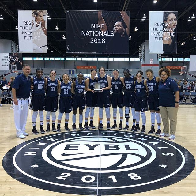 Congratulations to 16U Champions North Tartan. #2018NikeNationals