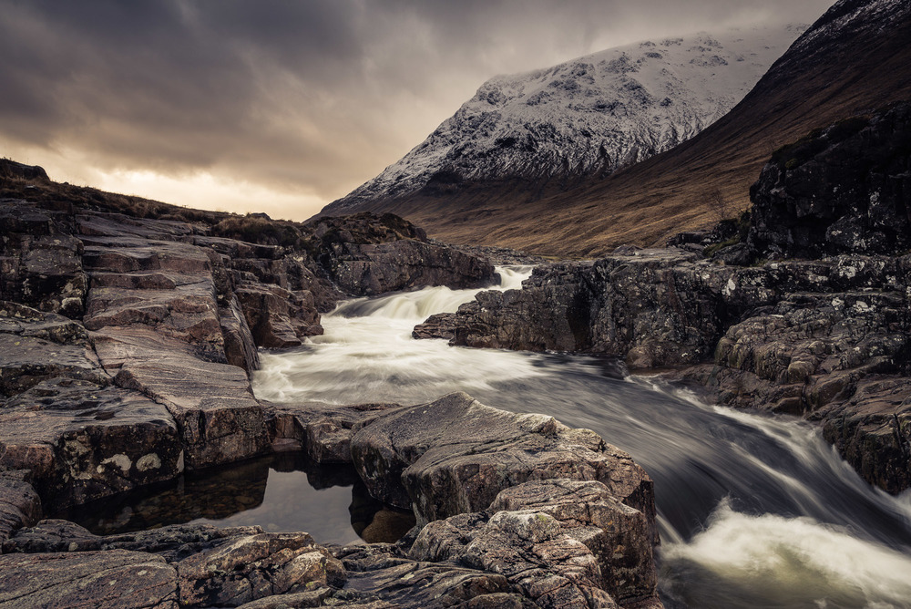 River Etive, Highlands