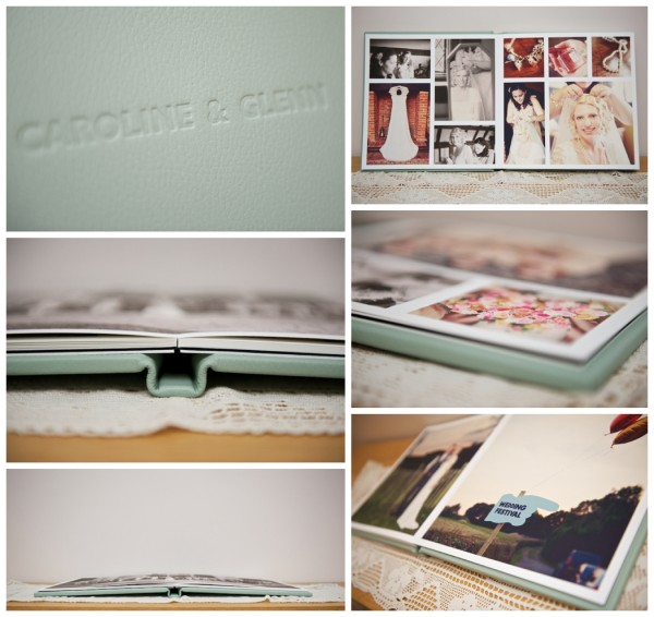 Wedding Album Design in Colchester and Clacton On Sea, Essex.